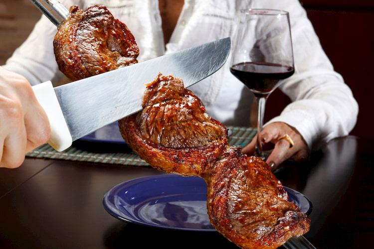san antonio large group restaurant brazilian steakhouse