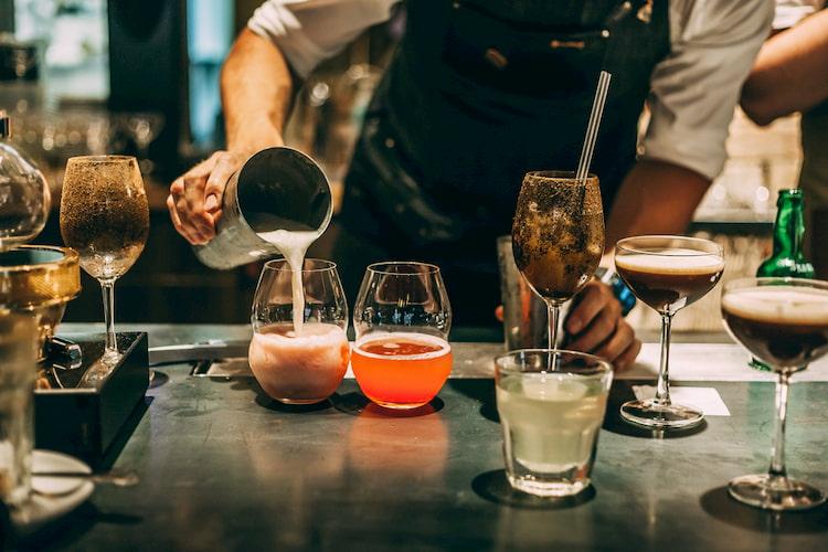 san antonio large group restaurant craft cocktails