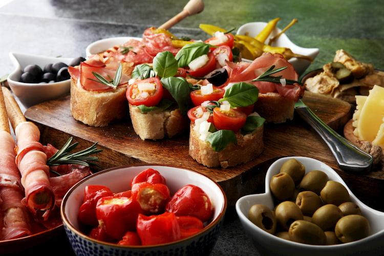 san antonio large group restaurant italian