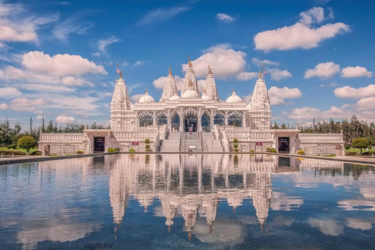 BAPS Shri Swaminarayan Mandir, Houston, Texas