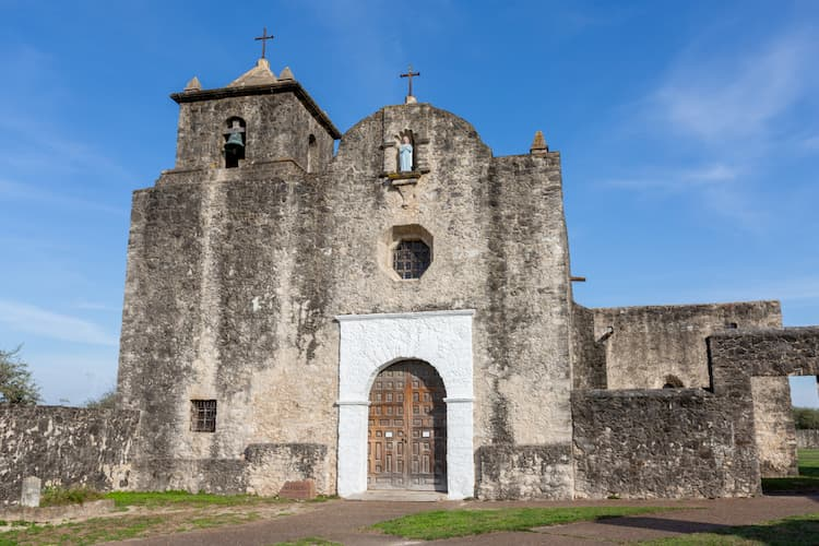 Mission in Goliad