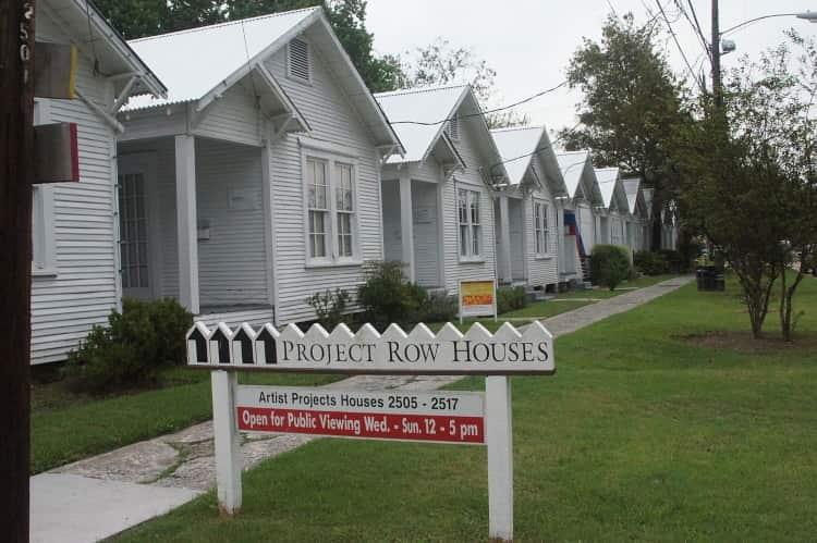 Project Row Houses, Houston, Texas