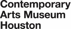 contemporary arts museum houston logo