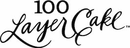 100 layer cake logo