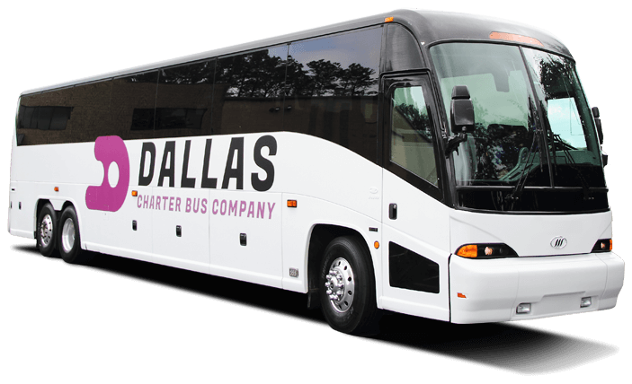 Dallas Charter Bus Company | Bus Rentals in Dallas, Texas