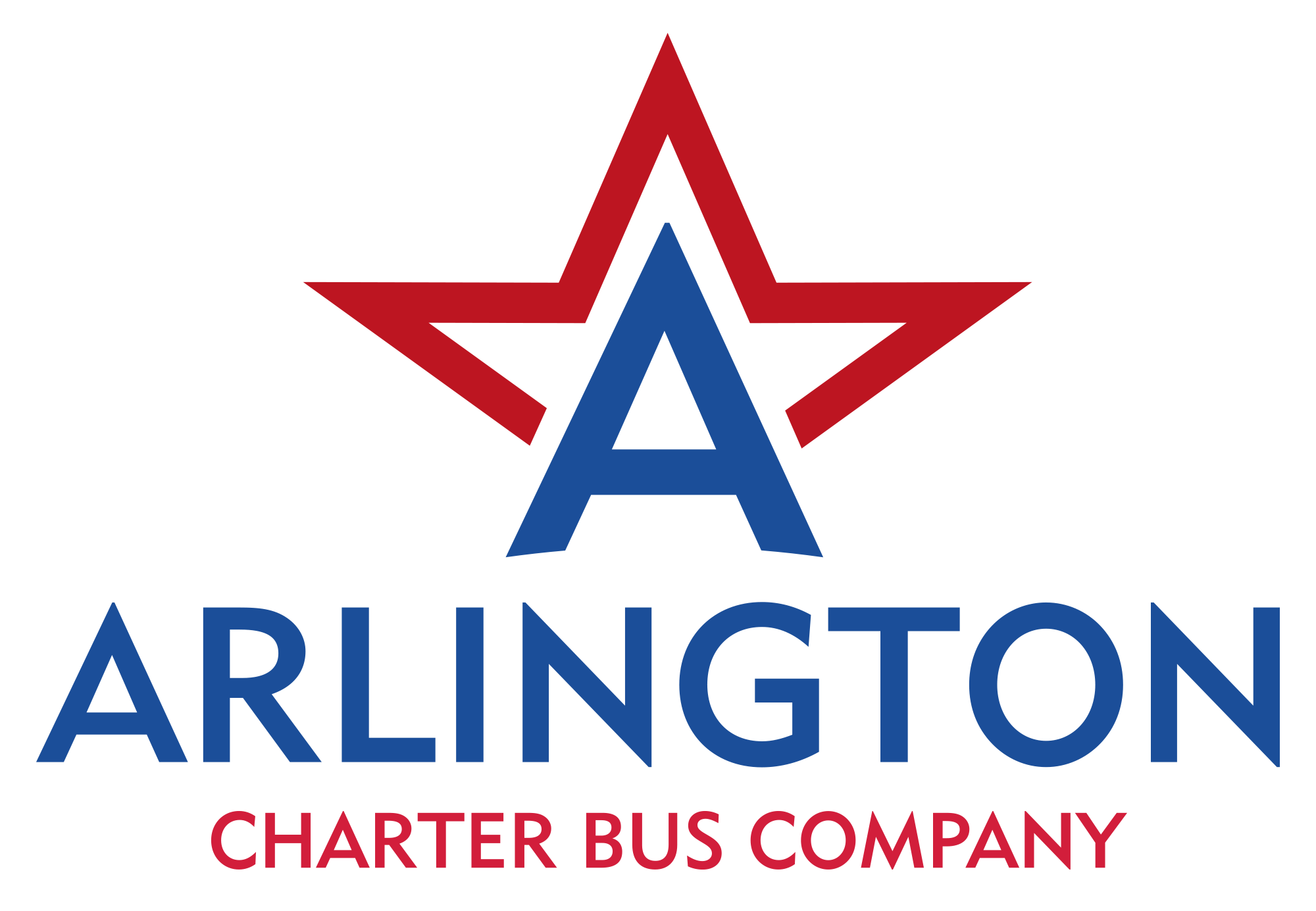Arlington charter bus