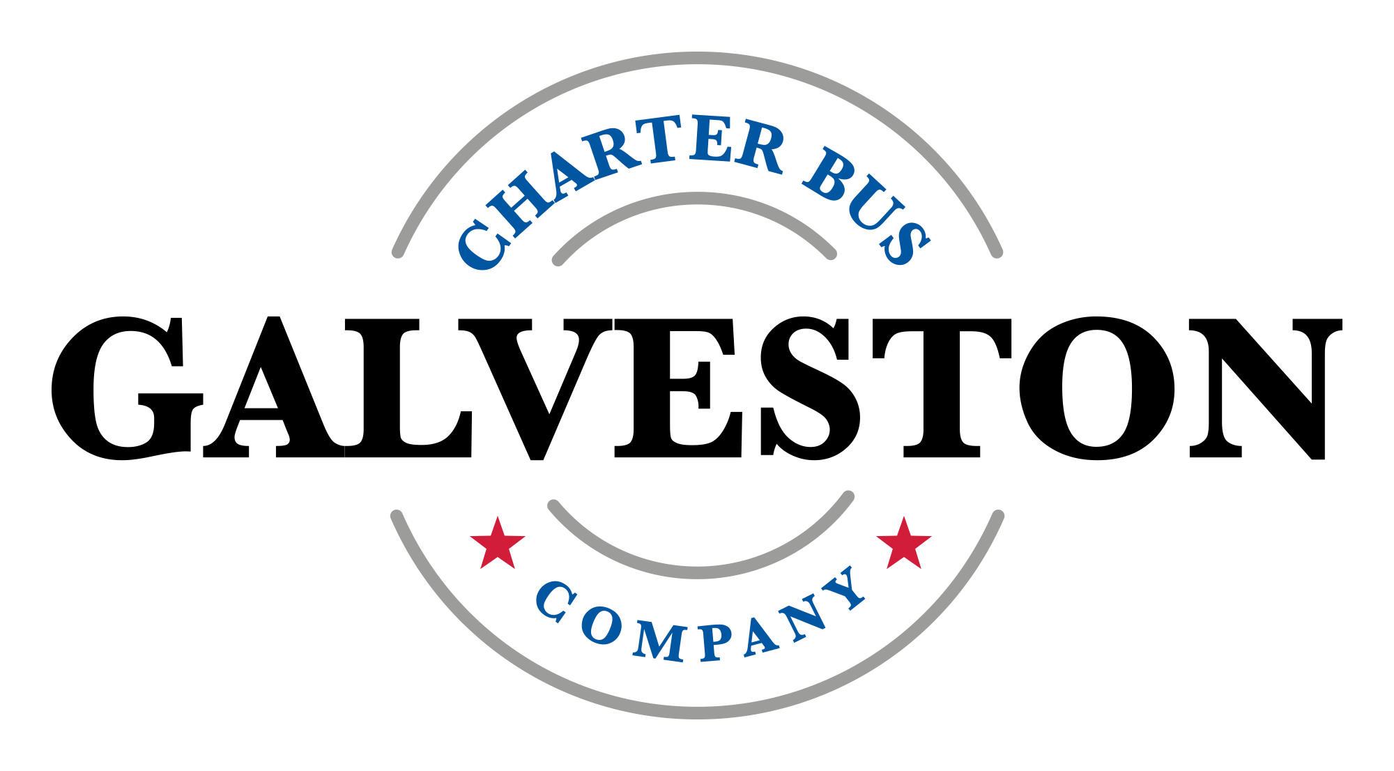 Galveston charter bus