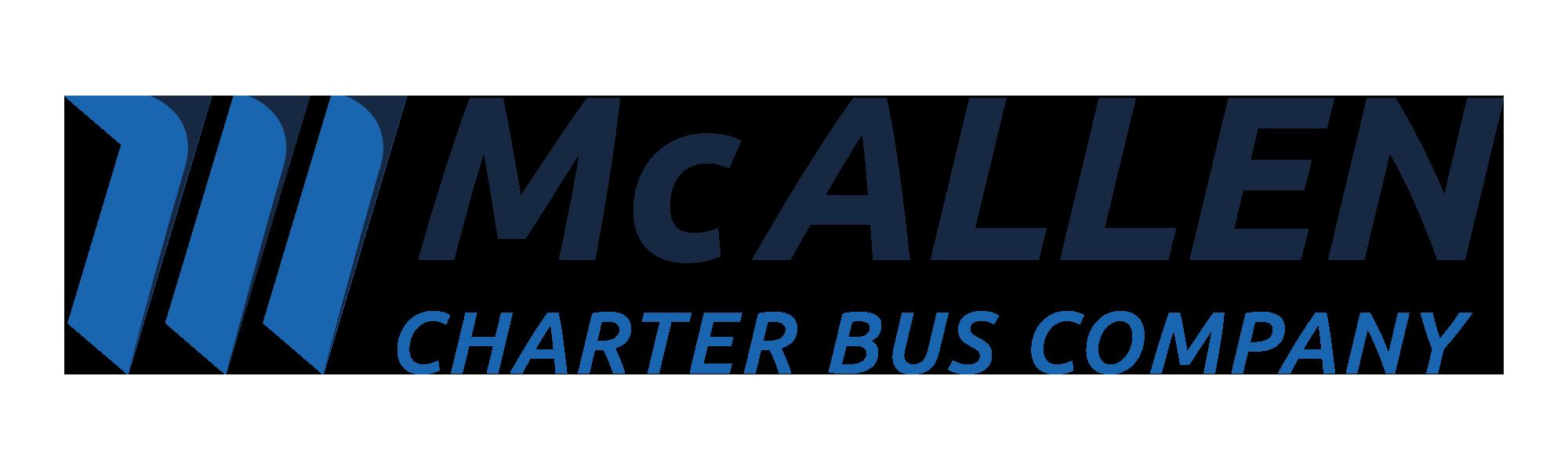 McAllen charter bus